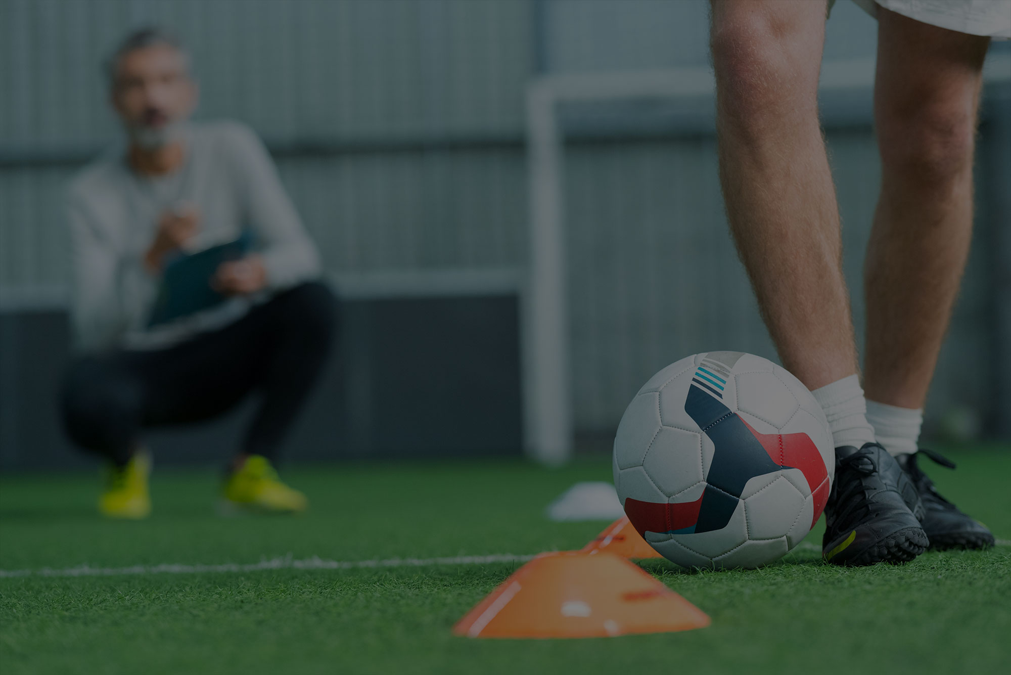 Freizeit Fussball